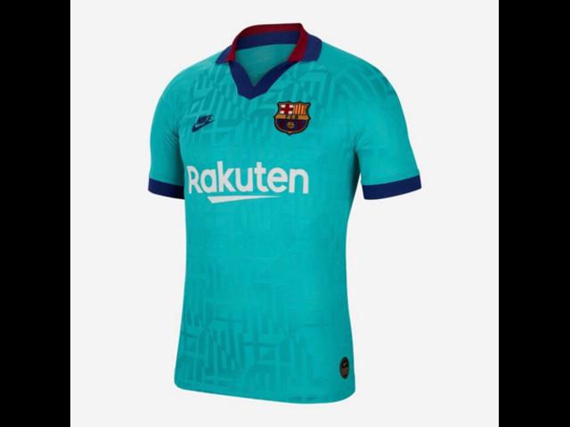 Maglia calcio Barcellona terza 2020